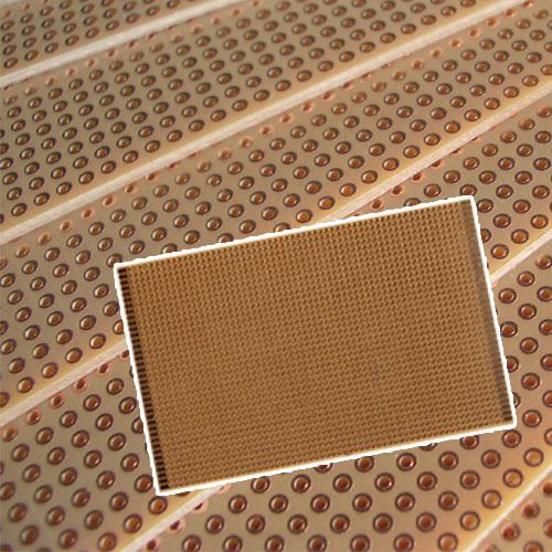 1-STUCK-PLATINE-LOCHRASTERPLATINE-PUNKTRASTERPLATINE-160x100-KUPFER